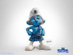 Smurfs 1600 gutsy