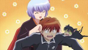 Tamako, Rinne and Rokumon