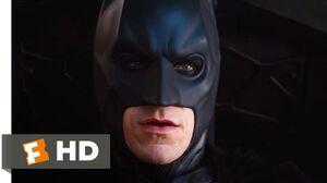 The Dark Knight Rises (2012) - Batman's Sacrifice Scene (9 10) Movieclips
