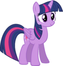 Twilight Sparkle Alicorn vector