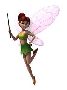 Zoe the fairy