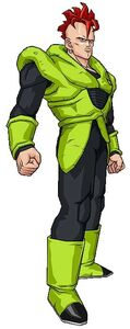 Android 16dbzbt3heroes
