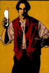 Bram Stoker's Dracula - Jonathan Harker as he appears in the comic book adaptation of the Francis Ford Coppola film