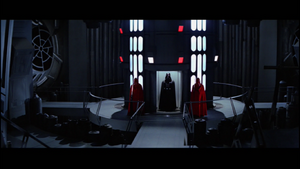 Darth Vader Imperial guards