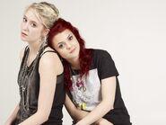 Naomi and Emily