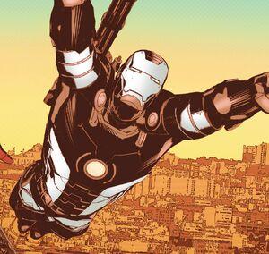 Rhodes-Invincible Iron Man Vol 3