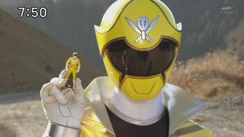 Gokai Yellow