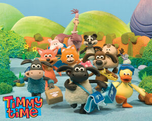 Timmy Time Class 1280x1024
