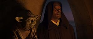 Yoda amd Mace Windu