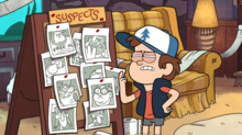 Dipper suspects board