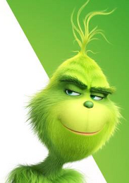 Grinch 2018 character