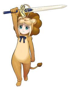 SABER LION