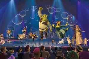 Shrek 2 Finale
