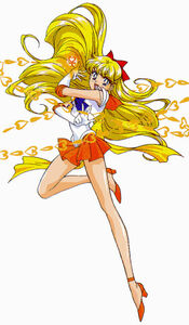 Sailor Venus (Minako Aino) | Heroes Wiki | FANDOM Powered ...