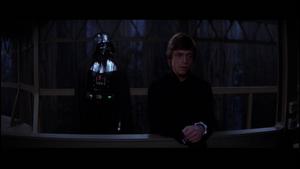 Darth Vader forgotten