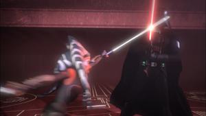 Darth Vader hinder