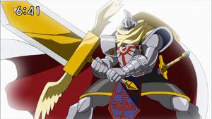Knightmon Wise Sword Mode