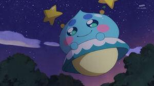STPC45 Prunce is happy Hikaru finally found her Twinkle Imagination