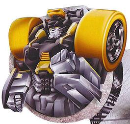 Brakedown (Elderly Autobot)