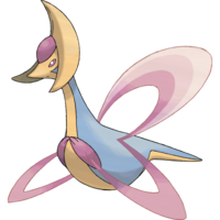Cresselia, Dispeller of Darkness
