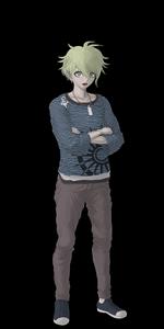 Danganronpa V3 Rantaro Amami Effigy Model