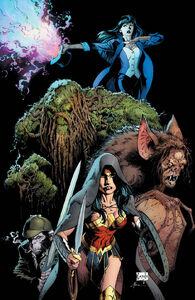 Justice League Dark Vol 2 1 Variant Textless