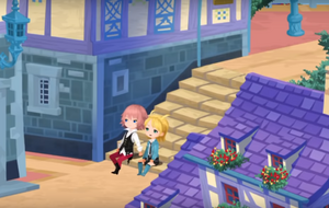 Lauriam and Elrena khux