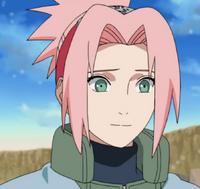 Sakura en la guerra