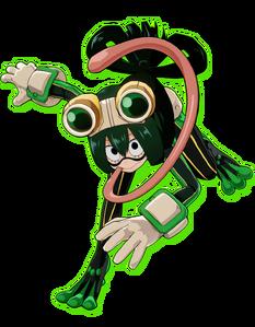 Tsuyu Asui One's Justice