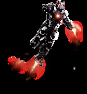 War Machine-CW-Poster