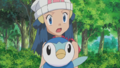 Dawn and Piplup (The Treasure Is All Mine!)