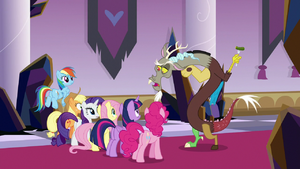 Discord no Elements, no princesses S9E2