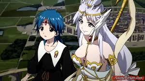 Hakuei and Aladdin