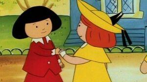 Madeline & Pepito's handshake