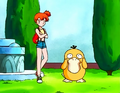 Misty with Psyduck2