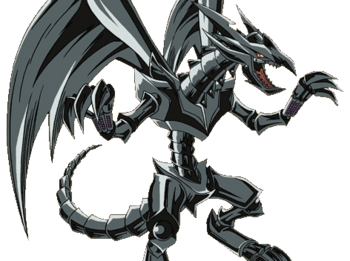 Red-Eyes Black Metal Dragon