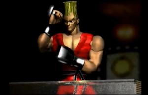 Tekken Paul Ending