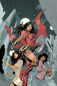 Wonder Woman Vol 5 72 Textless
