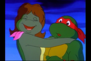 1987 tmnt another raphael and mona lisa pic by stitchpunk12-d5m80iy