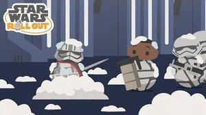 Finn and the Busted Droids – Chapter 1 Star Wars Roll Out