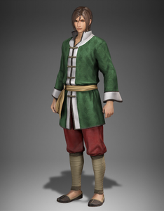 Guan Xing Civilian Clothes (DW9)