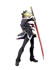 Hyde (BlazBlue Cross Tag Battle, Character Select Artwork)