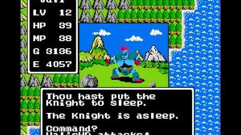 NES Longplay 185 Dragon Warrior