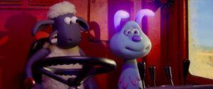 Shaun and Lu-La