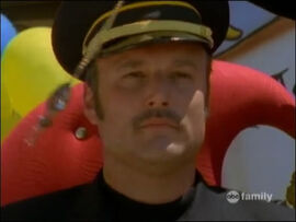 Captain Mitchell
