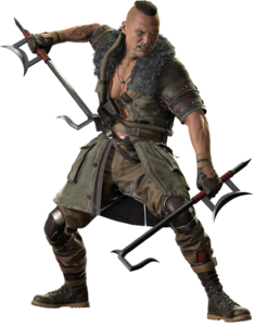 Kabal young Render