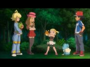 Clemont and his Group