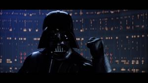 Darth Vader only