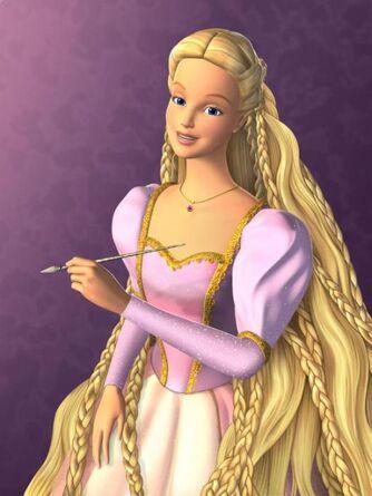 Barbie Als Rapunzel Ganzer Film