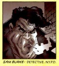 Sam Burke